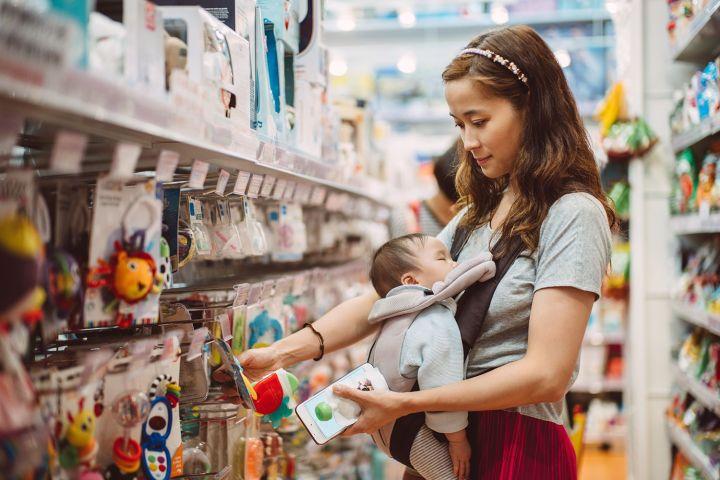Bebek Alışverişini Neden Abartmamalısınız?