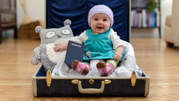 Bebek İle Uçakta Rahat Etmenin Sırları : Yapmanız Gereken 10Şey